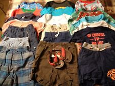 Lot of 22 pieces, boys 24 months clothing outfits.
