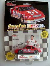 #11 BILL ELLIOTT - FORD - RACING CHAMPIONS 1992 1:64 NASCAR CAR + DRIVER CARD !!