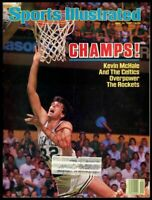 SI: Sports Illustrated June 16, 1986 Kevin McHale, Basketball, Boston Celtics G