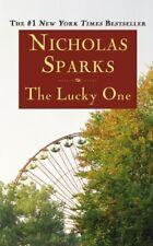 The Lucky One,Nicholas Sparks- 9780446618328