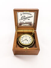 Rare Longines ship´s / marine chronometer, 36h power reserve,1940´s
