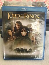 Blue Ray DVD Lord of the Rings Special Features