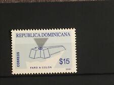 SCOTT #1299, 1337, 1371 & 1375 1998-2001 DOMINICAN REPUBLIC $10 STAMPS MNH