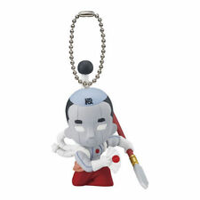 Bandai Phoenix Wright Ace Attorney TV anime key chain Figure Samurai Tonosaman