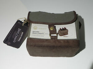 NWT Legacy Waxed Canvas Beer Caddy Cooler Tote Picnic Time 6 Pk With Opener