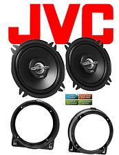 JVC Lautsprecher für HONDA CIVIC 2001-2006 Türen vorne 250 WATT  BOXEN SET 13cm