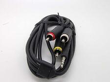 E-Video AV Cable for  Archos AV530/AV540/AV560/AV580 AV700 AV700TV AV7100 AV740