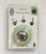 EC Button Studio Tool  Flower 30 Epiphany Crafts Create Custom Buttons