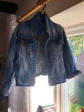 Boys/girls Next Denim Jacket 4 Years