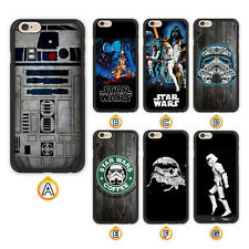 Star Wars R2D2 Darth Vader Case For Apple iPhone X Xs Max Xr 8 7 6 Galaxy S9 S8