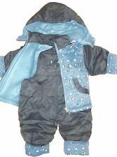 Schneeanzug Thermoanzug Skianzug für Jungen 2-teilig Jacke/Latzhose -NEU-