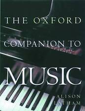 The Oxford Companion to Music by Oxford University Press (Hardback, 2002)
