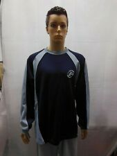 Allen Iverson Reebok Pullover Sweater Jacket XL Blue Limited Edition