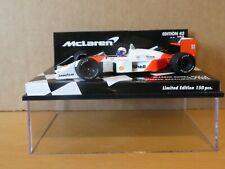 Minichamps 1:43 Alain Prost McLaren Honda MP4/4 Winner Brazilian GP 1988 New