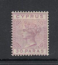 Cyprus, Sc 20a (SG 17), MHR