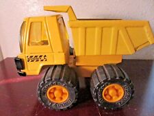 Vintage Buddy L Dump Truck Yellow Made in Japan Toy