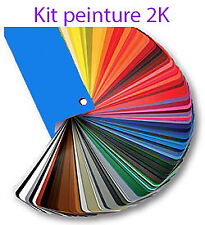 Kit peinture 2K 3l TRUCKS 0699 RENAULT NOIR   /