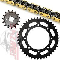 SunStar 520 XTG O-Ring Chain 17-43 T Sprocket Kit 43-2267 For Kawasaki KLR650