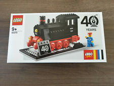 Boîte Lego 40370 - Exclusivité 40 ans du Train Lego System - Neuve