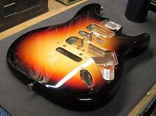 RARE 2013 Fender FSR Strat Mystic Sunburst GUITAR BODY American Stratocaster USA