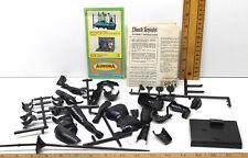 Vintage 1956 Aurora Model Parts Kit Unbuilt Black Knight of Nurnberg #1580 USA