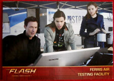 THE FLASH - Season 1 - LOCATIONS Chase Set (L1 to L9) - Cryptozoic 2016
