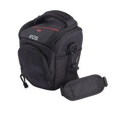 Camera Bag For Canon Waterproof Backpack Shoulder Black Digital Deluxe Case Dslr