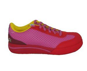 Reebok ICECREAM 75 161570 Mens Shoes Pink Vintage Leather Sneakers Sport Rare