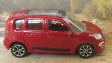 CITROEN C3 PICASSO 1:64 (Dark Red) Norev/Citroen Passenger Diecast Car Sealed