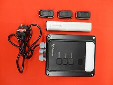 Roller Garage Door Receiver Box RD10X3 with 3 Transmitters