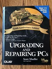 Upgrading & Repairing PCs 10th Anniversary Edition with CD-ROM Set (Hardcover)