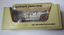 Voiture miniature / Rolls Royce 1906 (matchbox Y-10 1978 models of yesterday)