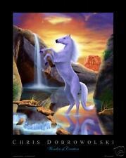 """Horse Fantasy 16x20"""" Fine Art Print - Chris Dobrowolski"""