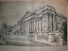 Fitzwilliam Museum Cambridge UK prints 1948