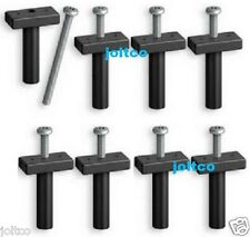 Trolling Motor Mount Isolator Bolts-8/PK 316 S/S Mounting Bolts & Expanding Nuts