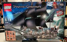 LEGO Pirates of the Caribbean - Black Pearl 4184, Authentic, New, Factory Sealed