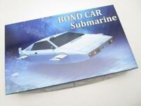 Fujimi 1/24 Scale BOND CAR Submarine Plastic Model Kit