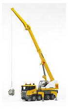 Bruder 03570 Large 1.35m SCANIA R-Series Liebherr Crane truck Light & Sound