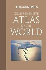 Times Comprehensive Atlas of the World, Twelfth Edition HarperCollins Publisher