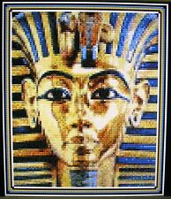 MASK OF KING TUT ~ Counted Cross Stitch KIT #K304