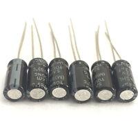10pcs 33uF 50V SAMYOUNG SHL 5x11mm 50V33uF MINIATURE electrolytic Capacitor