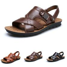 Mens Open Toe Straps Walking Pool Non-slip Summer Beach Sandals Slippers Shoes B