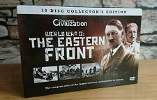 World War II: The Eastern Front, 10 DVD Discovery Civilization Box Set