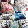 Butterfly Galaxy Heart Fifth Avenue Luxury Duvet Covers Bedding Sets All Sizes