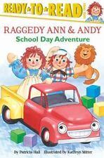 School Day Adventure (Raggedy Ann)-ExLibrary