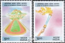 India 1507-1508 (complete.issue.) unmounted mint / never hinged 1996 Olympia