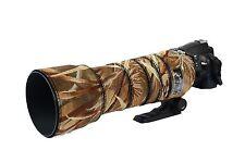 Sigma 150 500mm Os Premium néoprène lens cover Camouflage Protection Récolte