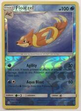Pokemon - Floatzel - 36/156 SM: Ultra Prism - Uncommon - REVERSE HOLO