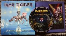 IRON MAIDEN / SEVENTH SON OF THE SEVENTH SON - CD (Italy 2014 - wide cover)