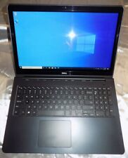 """New listing Dell Inspiron 5547 >15.6"""" >1Tb >12Gb > Win 10 >Silver >Ready+ Mint >Used"""